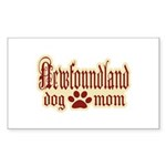 Newfoundland Mom Sticker (Rectangle 10 pk)