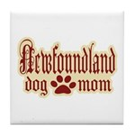 Newfoundland Mom Tile Coaster