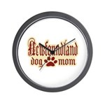Newfoundland Mom Wall Clock