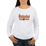 Newfoundland Mom Women's Long Sleeve T-Shirt