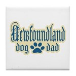 Newfoundland Dad Tile Coaster