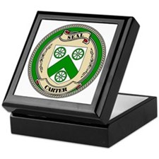 Seal - Carter Keepsake Box