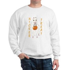 Nicker Treat Orange Sweatshirt