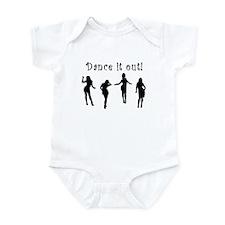 Dance It Out! Infant Bodysuit