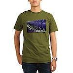 For Charity Organic Men's T-Shirt (dark)