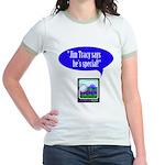For Charity Jr. Ringer T-Shirt