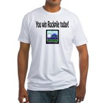 For Charity Fitted T-Shirt