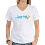 PVAS Women's V-Neck T-Shirt