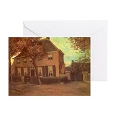 Van Gogh Vicarage at Nuenen Greeting Cards (Pk of