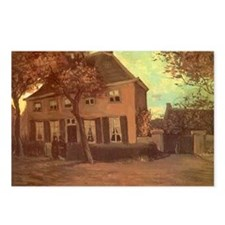 Van Gogh Vicarage at Nuenen Postcards (Package of