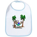 Beach Bum Bib