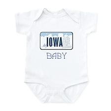 Iowa Baby Infant Bodysuit