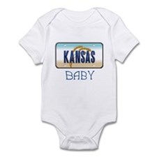 Kansas Baby Infant Bodysuit