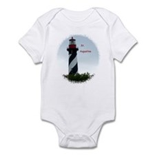 St Augustine Lighthouse Infant Bodysuit