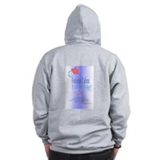 O Lady of Light! Zip Hoodie