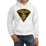 Monroe County Sheriff Hooded Sweatshirt