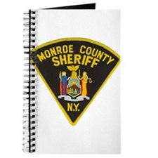 Monroe County Sheriff Journal