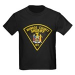Monroe County Sheriff Kids Dark T-Shirt