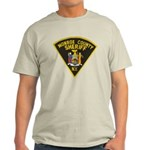 Monroe County Sheriff Light T-Shirt