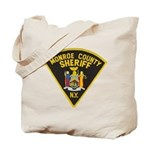 Monroe County Sheriff Tote Bag
