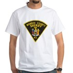 Monroe County Sheriff White T-Shirt