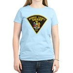 Monroe County Sheriff Women's Light T-Shirt