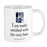 Easily satisfied Coffee Mug