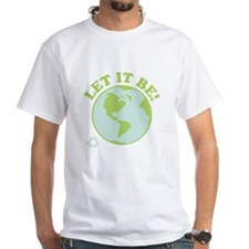 Let It Be Green Recycle Shirt