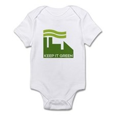 Keep It Green Infant Bodysuit
