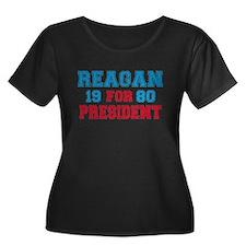 Retro Reagan 1980 T