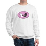 Chinchilla Hearts Sweatshirt