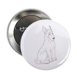 "Cool Bull Terrier 2.25"" Button (10 pack)"