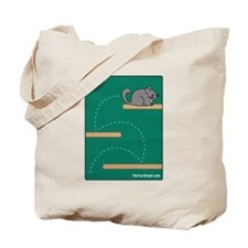 Chinchilla Ledges Tote Bag
