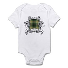 Fitzpatrick Tartan Shield Infant Bodysuit