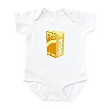 Pour Sugar Def Leppard Infant Bodysuit