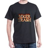 Biker Trash Black T-Shirt
