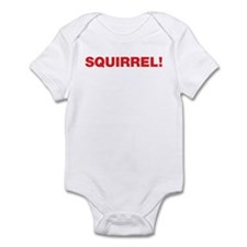 SQUIRREL Infant Bodysuit