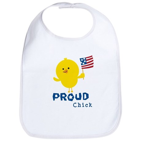 Proud Chick Bib