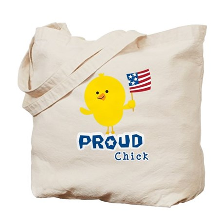 Proud Chick Tote Bag