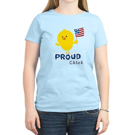 Proud Chick Women's Light T-Shirt