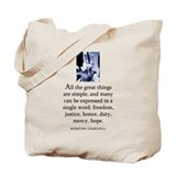 Great things Tote Bag