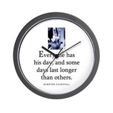 Everyone Wall Clock