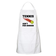 Tennis Ain't For Sissies BBQ Apron