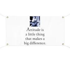 Attitude is Banner