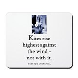 Kites rise Mousepad