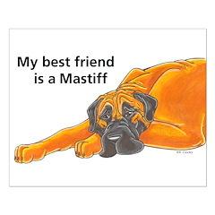 BF Mastiff Posters