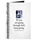Through hell Journal