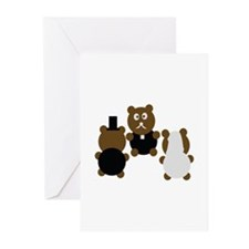 wedding day Greeting Cards (Pk of 10)