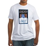 Niagara Falls Fitted T-Shirt