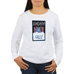 Niagara Falls Women's Long Sleeve T-Shirt